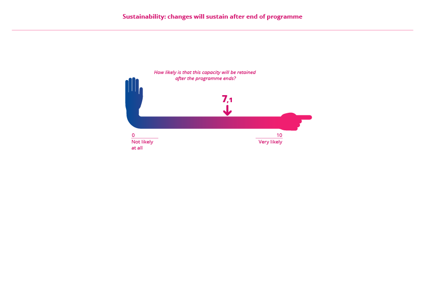 Sustainability- changes will sustain after end of programme v1b